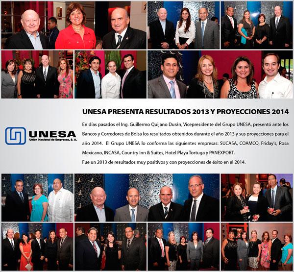 UNESA-reportaje